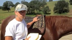 Parelli Saddles' New Smart Pad Testimonial by Jody Ellis