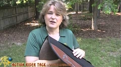 Action Rider's Endurance Trail Saddle Pads